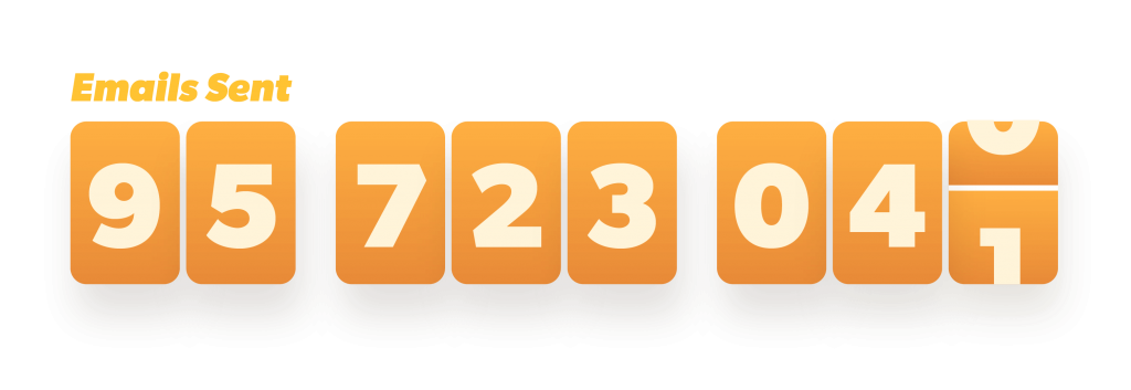 Cerkl has sent 95 million emails